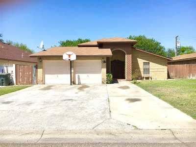 Laredo Single Family Home For Sale: 8722 Martinique Dr