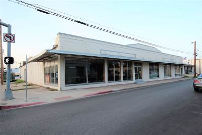 Commercial Active-Exclusive Agency: 1420 Lincoln St