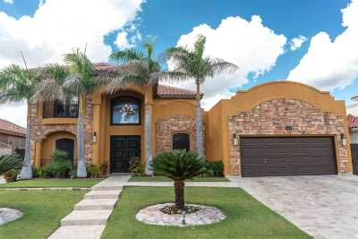 Laredo Single Family Home For Sale: 408 Lake Morraine Lp