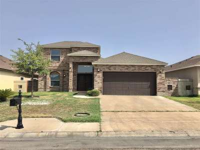 Laredo Single Family Home For Sale: 3906 Aidin St
