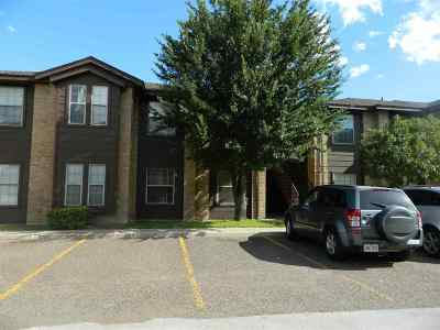 Laredo TX Condo/Townhouse For Sale: $83,900