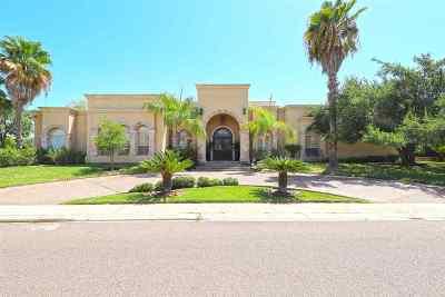 Laredo Single Family Home For Sale: 303 Mayfair Dr