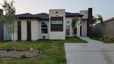 Laredo Single Family Home For Sale: 326 Malaga Dr