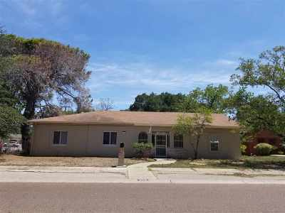 Laredo TX Single Family Home For Sale: $219,990
