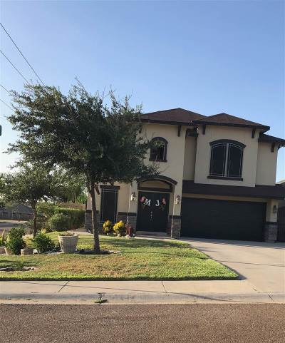 Laredo TX Single Family Home For Sale: $209,990