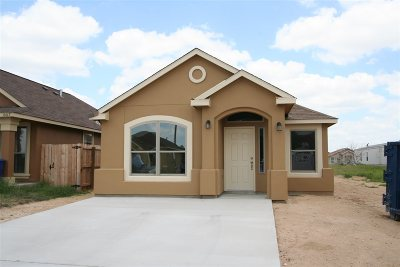 Laredo TX Single Family Home For Sale: $125,990
