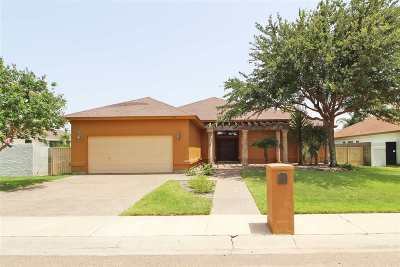 Laredo Single Family Home For Sale: 2609 Chardonnay Dr