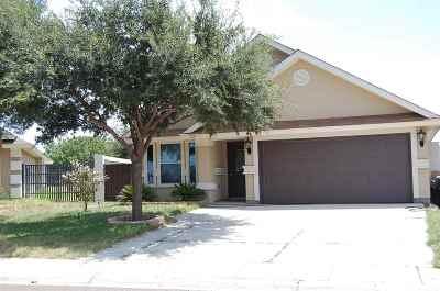 Laredo TX Single Family Home For Sale: $179,900