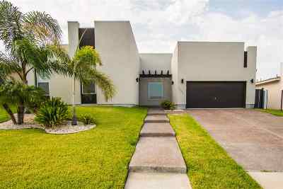 Laredo Single Family Home For Sale: 2807 T.s. Eliot Dr