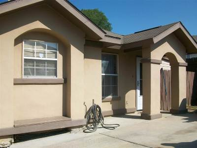 Laredo Single Family Home Back On Market: 1108 Minutemen Dr