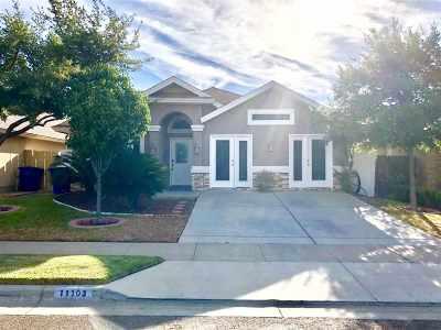 Laredo Single Family Home For Sale: 11103 Barrileros Dr