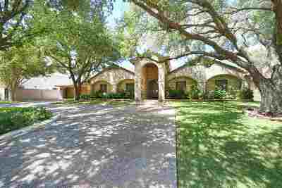 Laredo Single Family Home For Sale: 3112 Fair Oaks Ct.