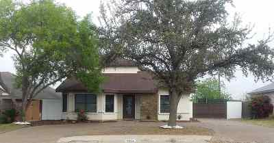 Laredo Single Family Home Active-Exclusive Agency: 1218 Shiloh Dr
