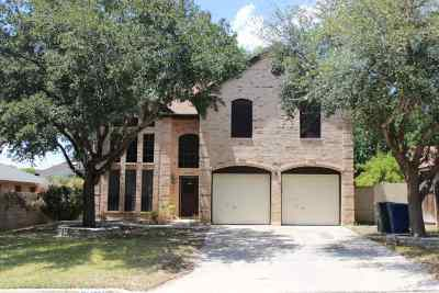 Laredo Single Family Home For Sale: 1704 Woodland Dr