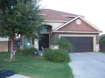 Laredo Single Family Home For Sale: 8701 Miraflores Ave