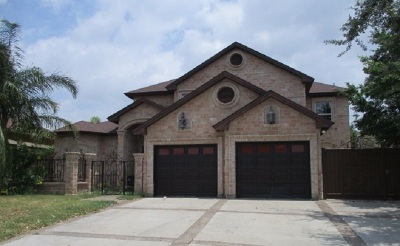 Laredo Single Family Home For Sale: 113 Knoll Ave