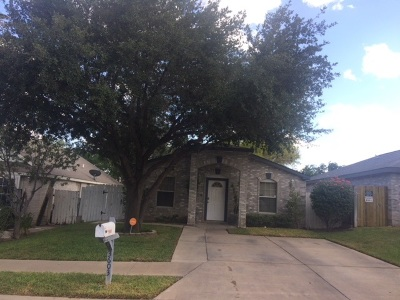 Laredo Single Family Home For Sale: 3603 Stamford St