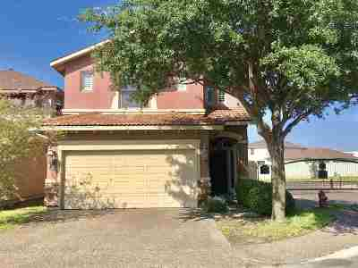 Laredo Condo/Townhouse For Sale: 9813 Sandhill Dr #11