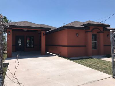 Laredo Single Family Home For Sale: 2804 S Martin Ave