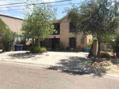 Single Family Home For Sale: 805 Martin Ave