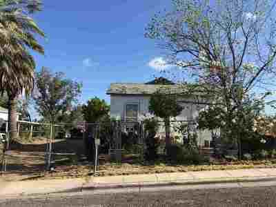 Laredo Single Family Home For Sale: 406 Okane St