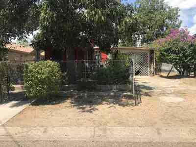Laredo Single Family Home For Sale: 1318 Chacon St