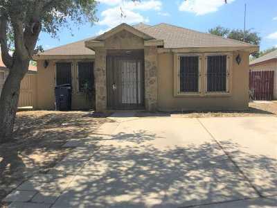 Laredo Single Family Home For Sale: 9504 Allen Dr