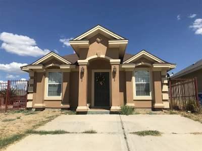 Single Family Home For Sale: 4425 Sofia St