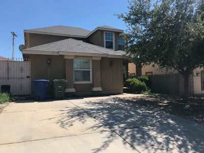 Single Family Home For Sale: 3711 Aguanieve Dr.