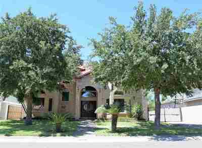 Laredo Single Family Home For Sale: 117 Watson Lake Dr