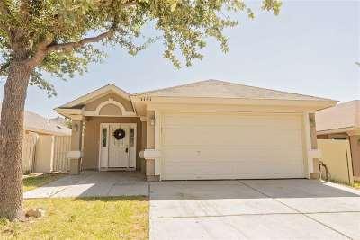 Laredo TX Single Family Home Option-Show: $156,000