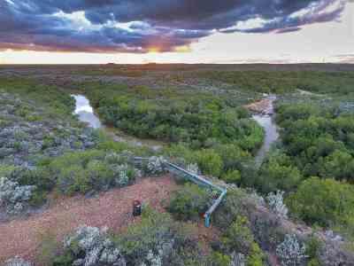 Laredo Residential Lots & Land For Sale: 144 Acres La Bota Pkwy