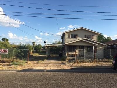 Multi Family Home For Sale: 2803 Saltillo St