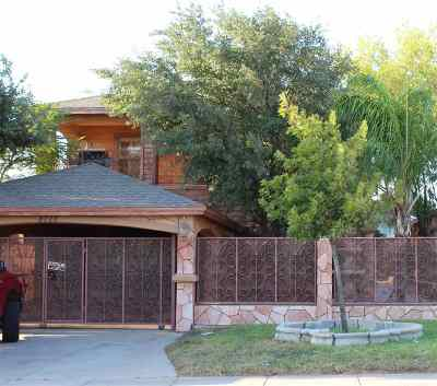 Laredo Single Family Home For Sale: 4728 Primavera Ln