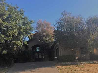 Laredo Single Family Home For Sale: 414 Emerald Lake Dr