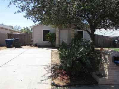 Laredo TX Single Family Home Back On Market: $120,000