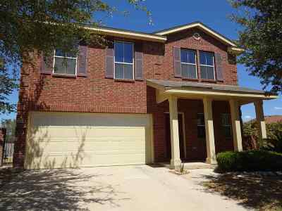 Laredo Single Family Home For Sale: 103 Parula Place Ct