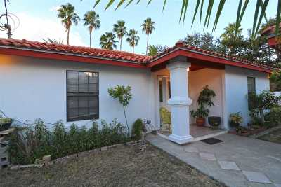 Single Family Home For Sale: 2204 Guerrero St