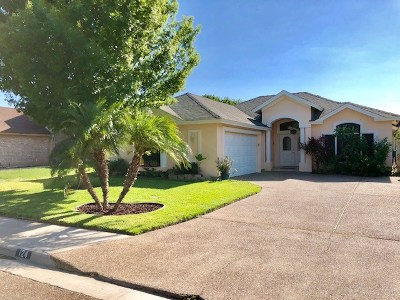 Laredo Single Family Home For Sale: 124 Summerwind Blvd