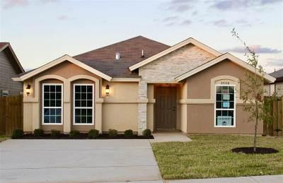 Laredo Single Family Home For Sale: 3508 Jose De La Paz