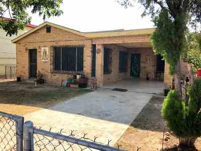 Single Family Home For Sale: 4107 Santa Maria Ave