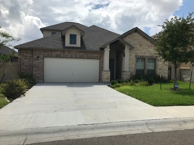 Laredo Single Family Home For Sale: 403 Altozano Dr