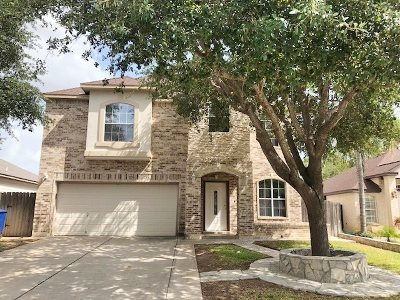 Laredo Single Family Home For Sale: 1611 Denmark Ln
