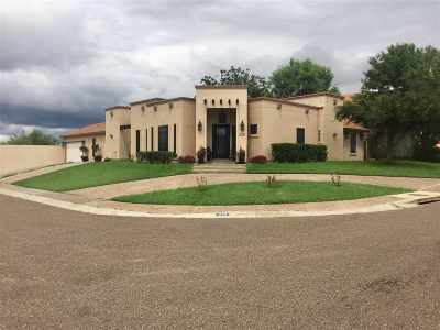 Laredo Single Family Home For Sale: 218 Middleston Dr