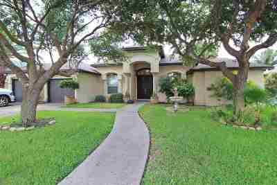 Laredo Single Family Home For Sale: 3103 Dante Lp