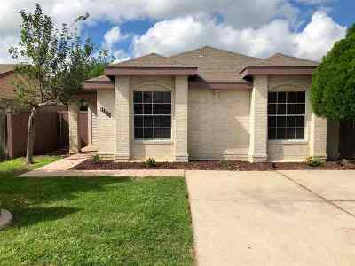 Laredo Single Family Home For Sale: 11822 Arapahoe Dr