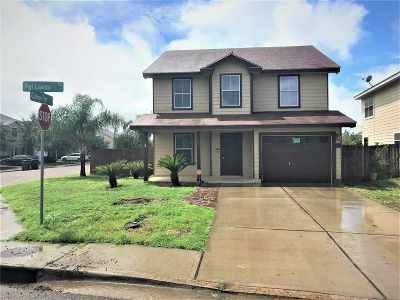 Laredo TX Single Family Home For Sale: $178,000