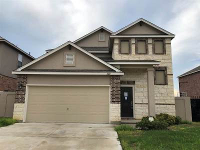 Laredo TX Single Family Home Active-Exclusive Agency: $250,100