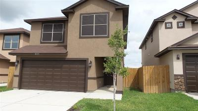 Laredo TX Single Family Home For Sale: $189,000