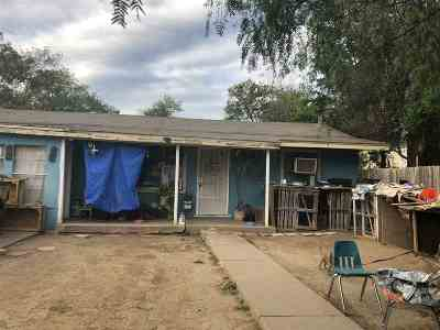 Multi Family Home For Sale: 2712 Plum St